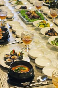 韓国料理教室キムパプ
